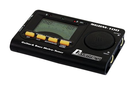 DiMavery SGBM-100 Tuner med metronome