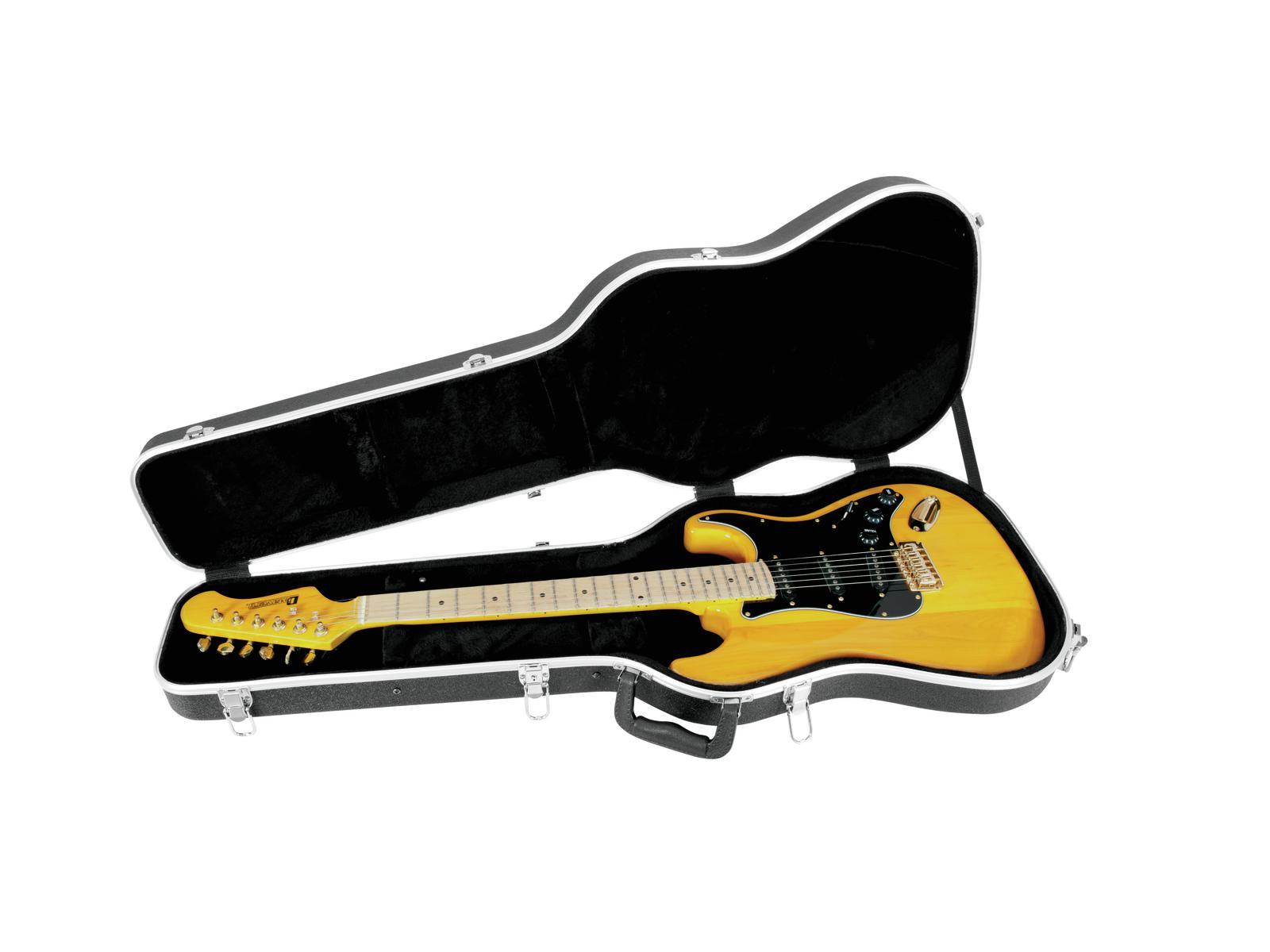 Guitarkasse til elektrisk guitar