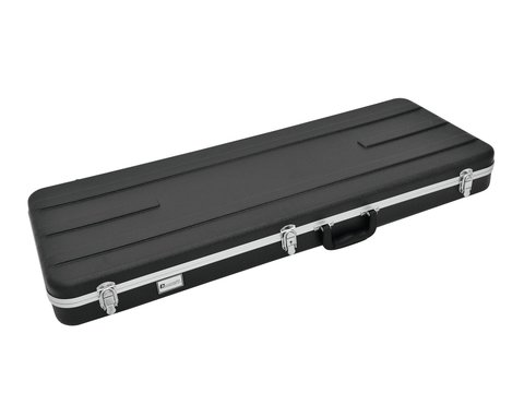 DiMavery ABS case til El-guitar, rectangel