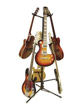 Image of   DiMavery Stativ Træ til 6 Guitar