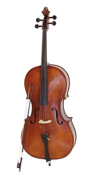 Image of   DiMavery Cello 4/4 med Gigbag