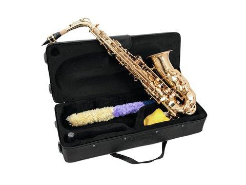 DiMavery SP-30 Eb Alto Saxofon, Guld
