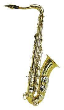 DiMavery SP-40 Bb Tenor Saxofon, Guld