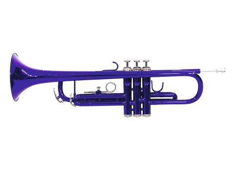 DiMavery TP-10 Bb Trumpet, Blå