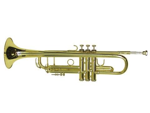 DiMavery TP-20 Bb Trumpet, Guld