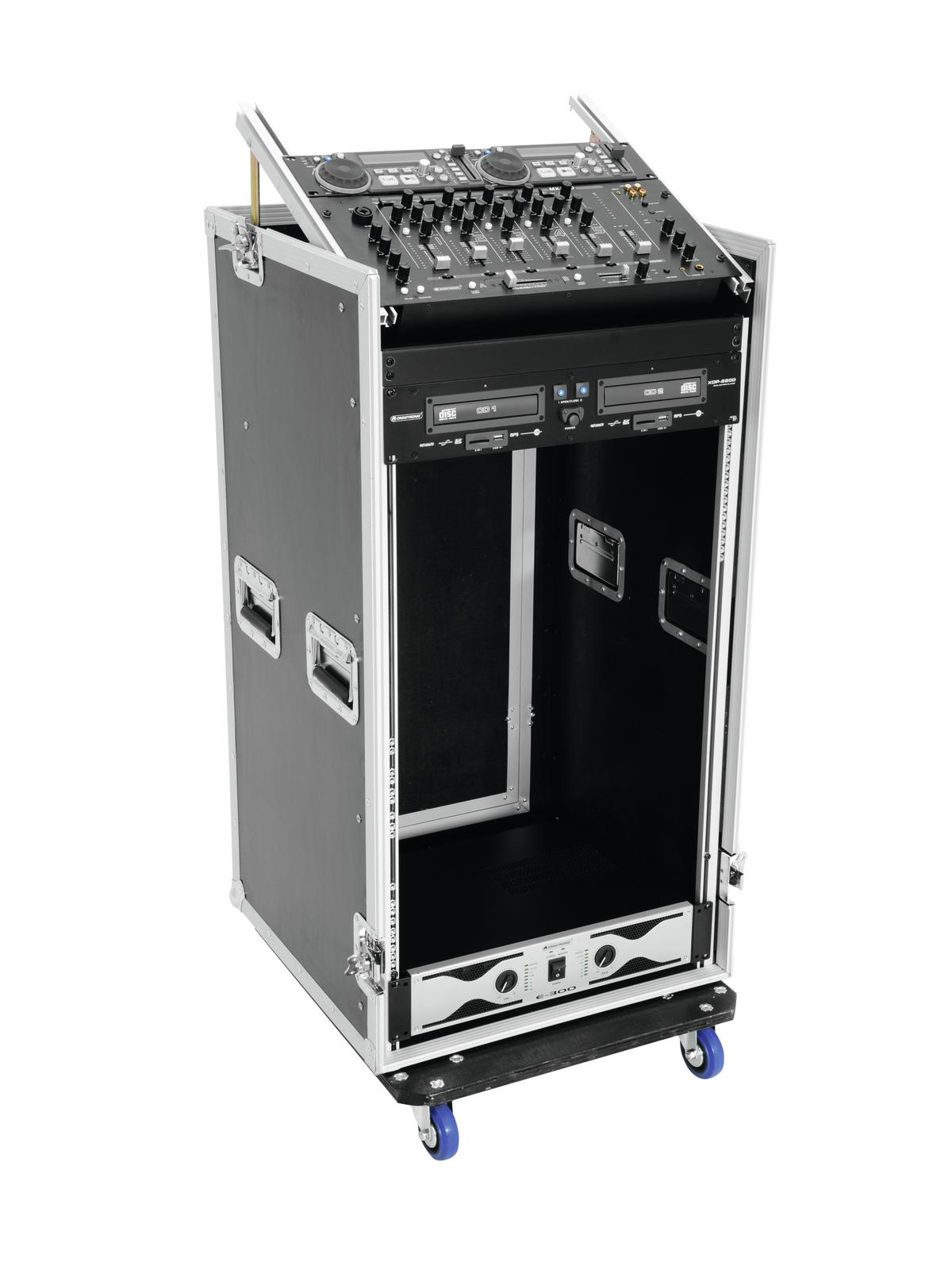 Image of   ROADINGER Special combo case Pro, 20U wheels