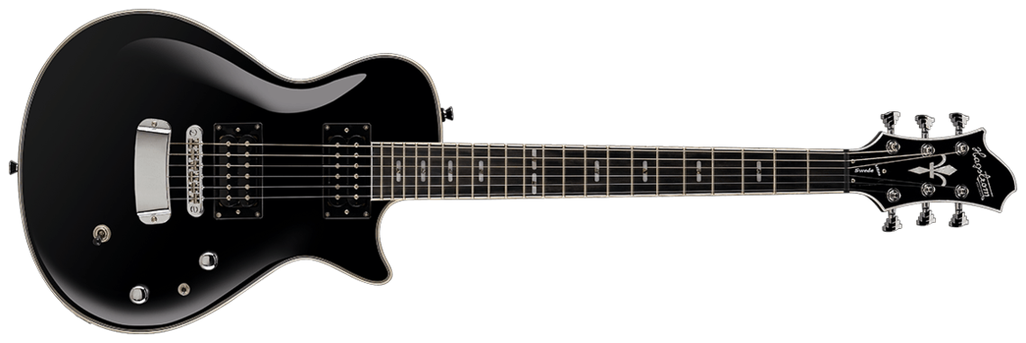 Image of   HAGSTRÖM Ultra Swede Black Gloss