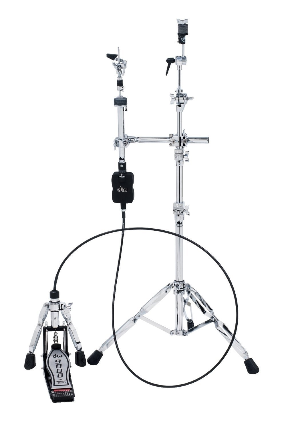 Hi-hat stativer