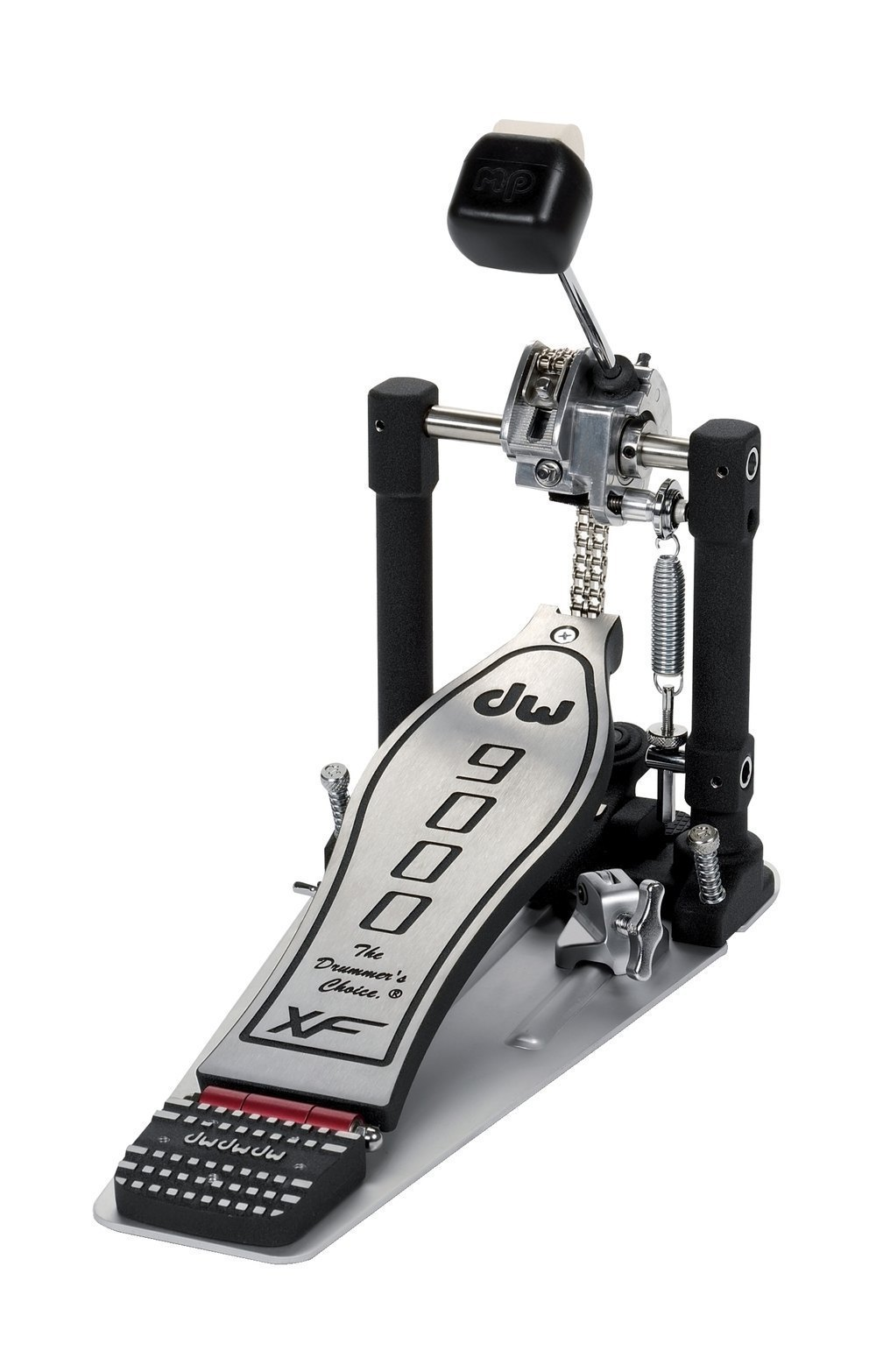 Image of   DW 9000XF - BD Pedal, Longboard.