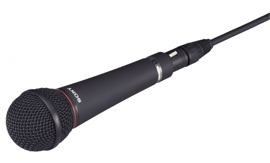 Image of   Sony F-780 dynamic microphone