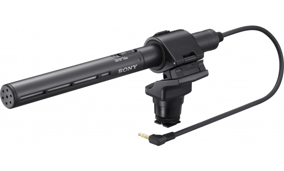 Image of   Sony ECM-CG50BP shotgun microphone