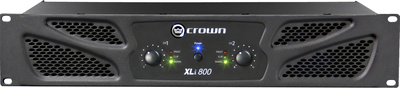 Crown XLi800 Forstærker 2 x 200 Watt 8 Ohm