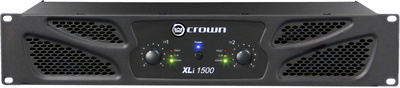 Crown XLi1500 Forstærker 2 x 330 Watt 8 Ohm