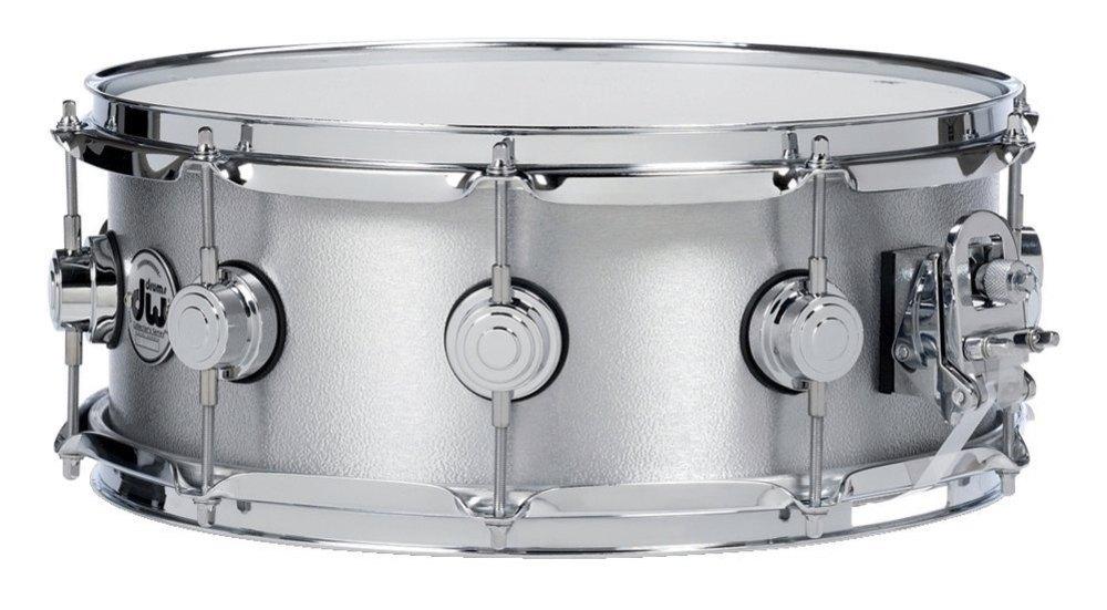"""DW 14x5,5"""" Snare - Collectors Aluminum"""