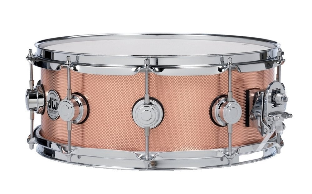"DW 14x6,5"" Snare - Collectors Copper."