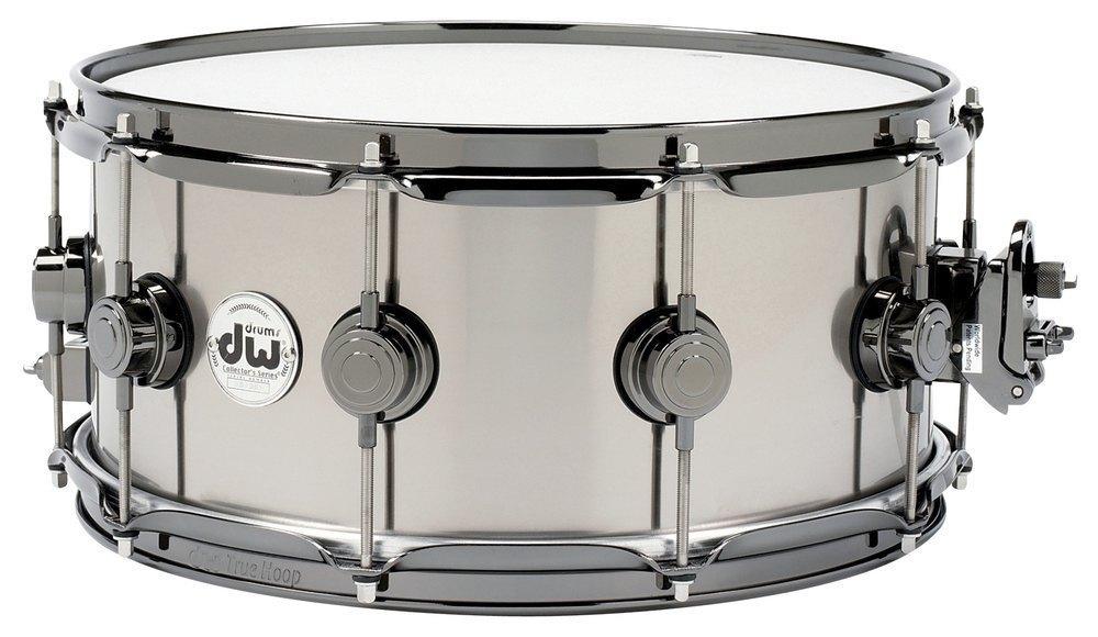 """DW 14x6,5"""" Snare - Titanium."""