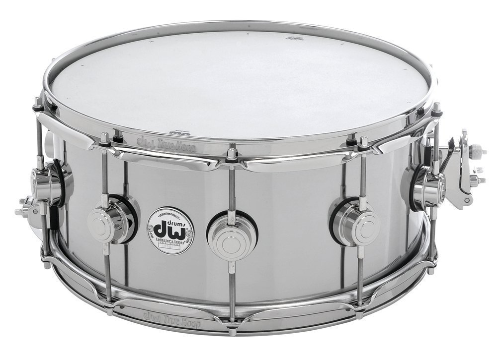 "DW 14x5,5"" Snare - Thin Aluminium."