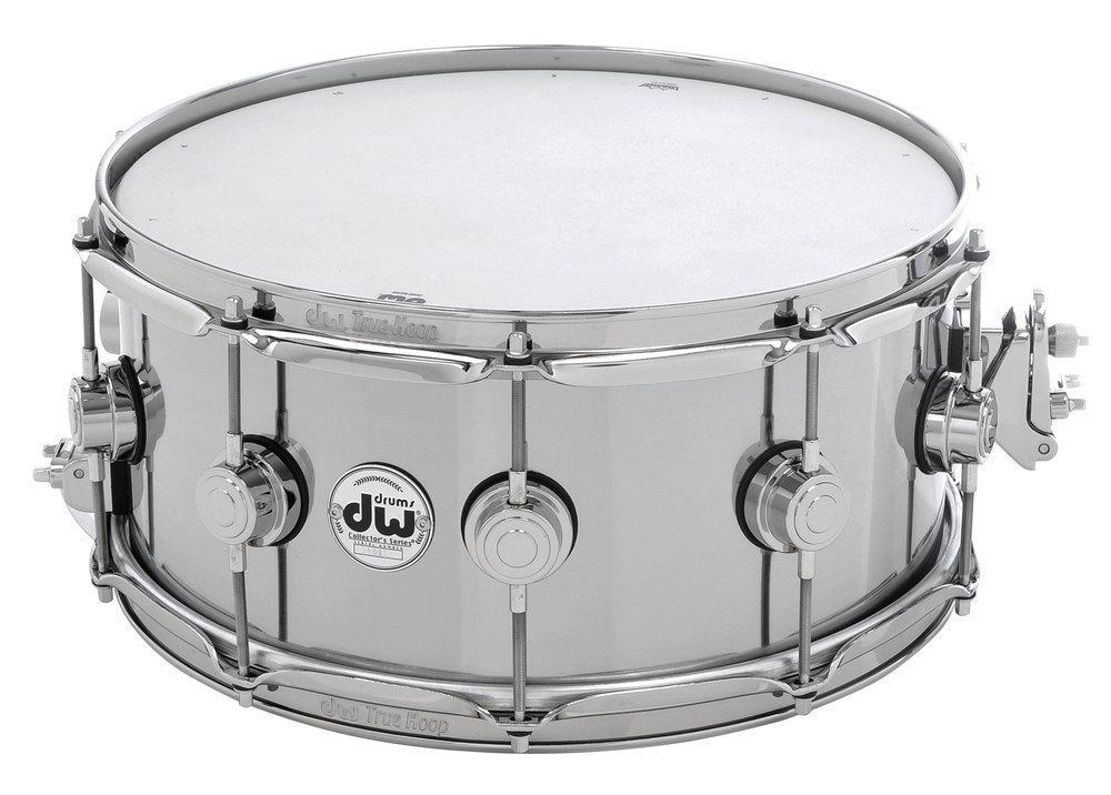 "DW 14x6,5"" Snare - Thin Aluminium."