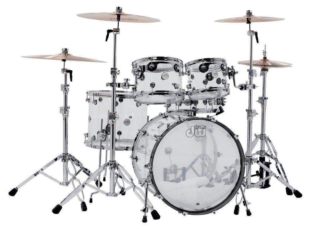 DW Design Series Acrylic - Trommesæt