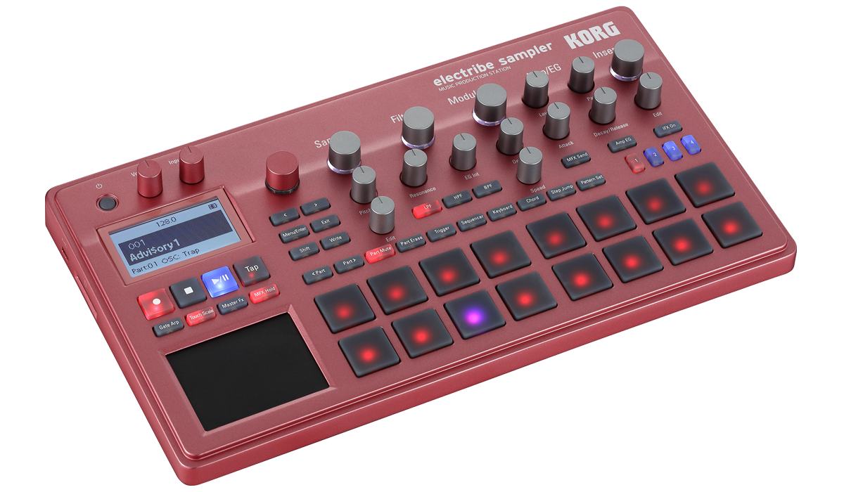 Image of   Korg Electribe 2 Sampler