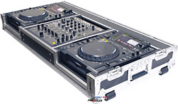 Image of   ProDJuser Clubcase til CDJ-2000NXS/CDJ-900NXS og 4-kanals mixer