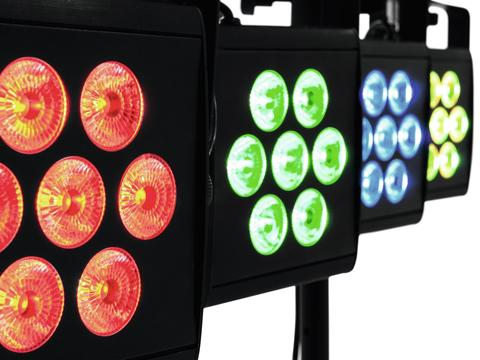 Image of   EUROLITE LED KLS-2500 Compact Light Set