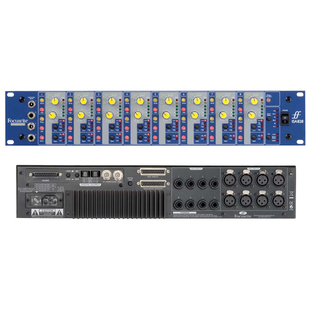 Image of   Focusrite ISA 828