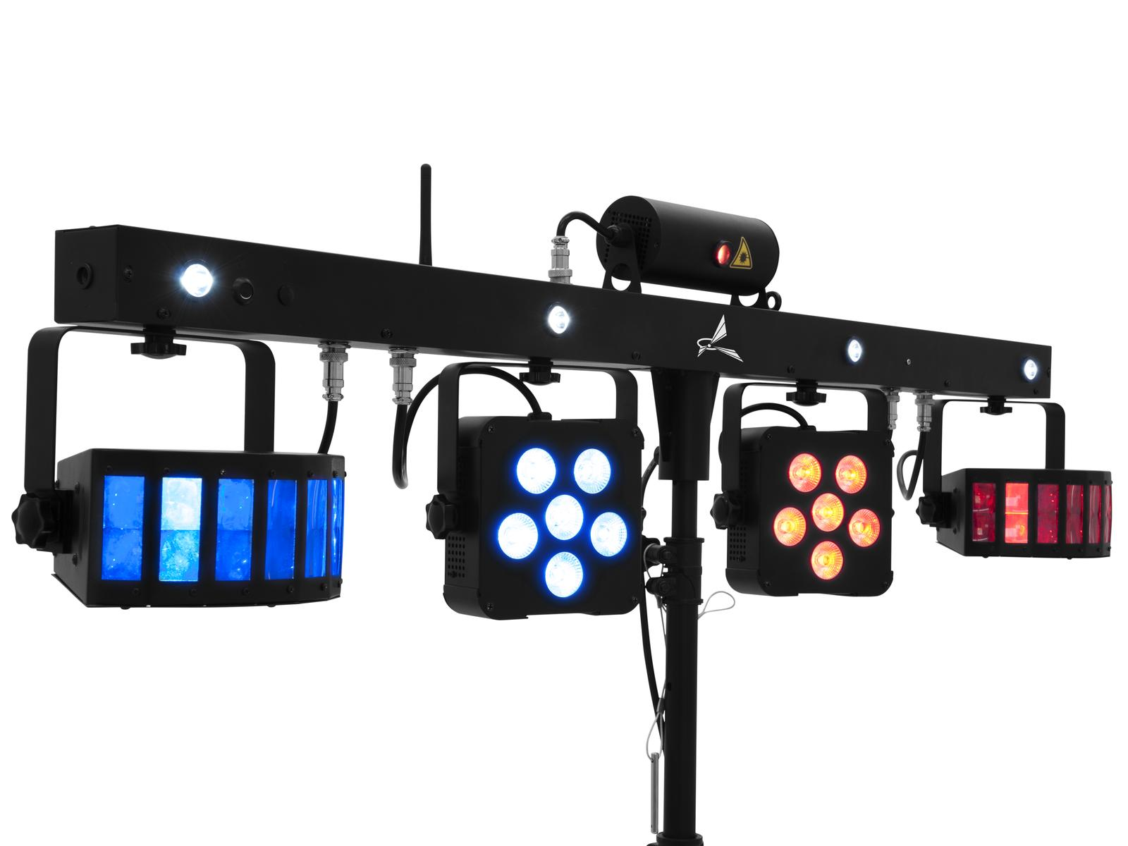 Image of   Eurolite LED KLS Laser Bar Pro FX-Set