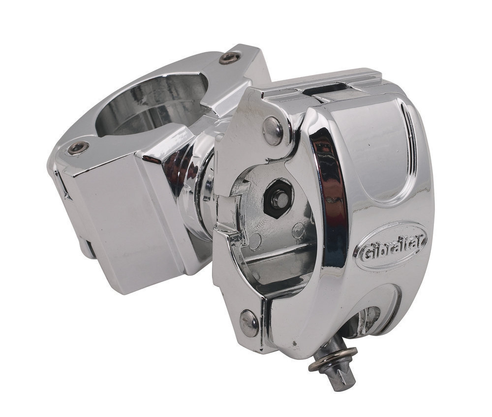 Image of   Gibraltar SC-GCSAR Rack System Chrome Series - 360° adjustable right angle clamp