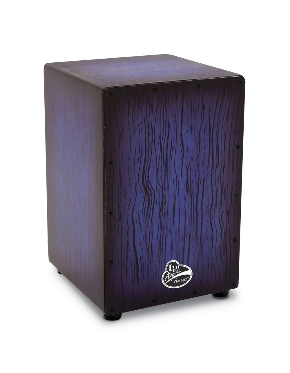 Image of   LP Aspire Accents Blueburst Streak Cajon