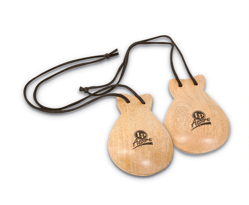 Image of   Castanets Aspire 2 pairs