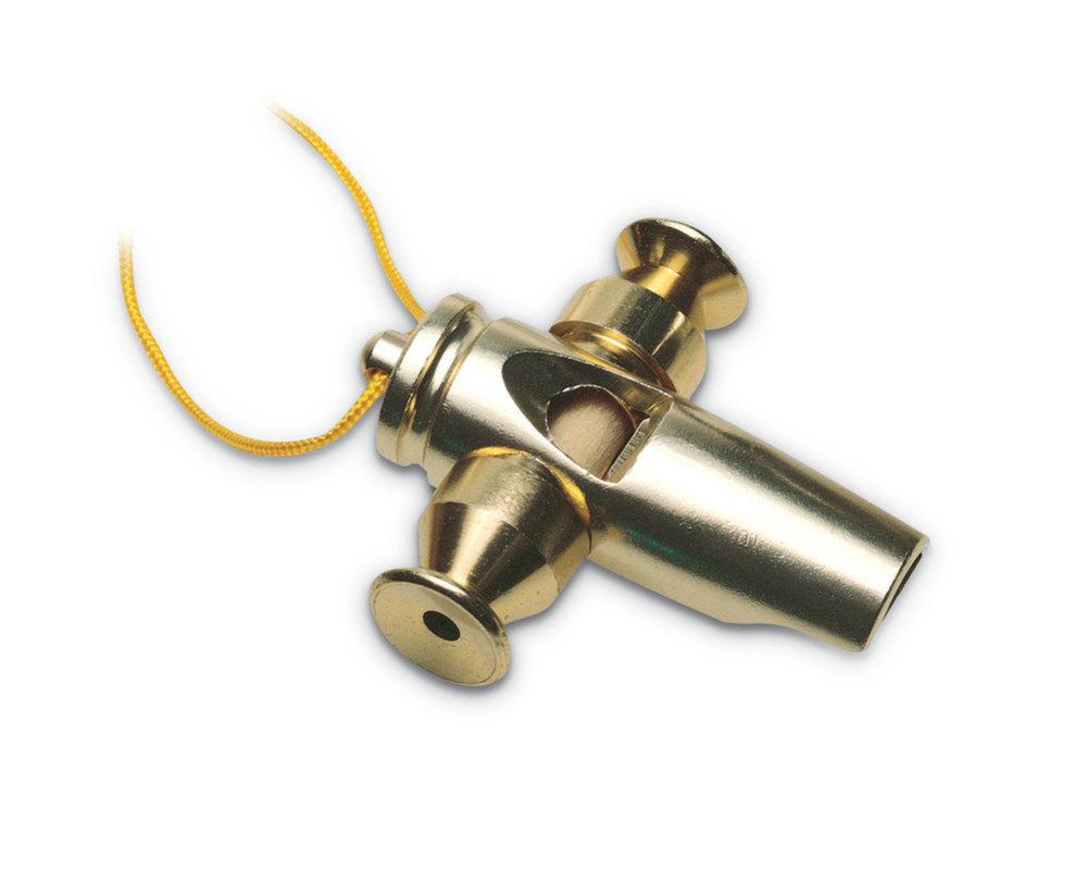 Image of   Whistle Samba Tri-Tone Gold