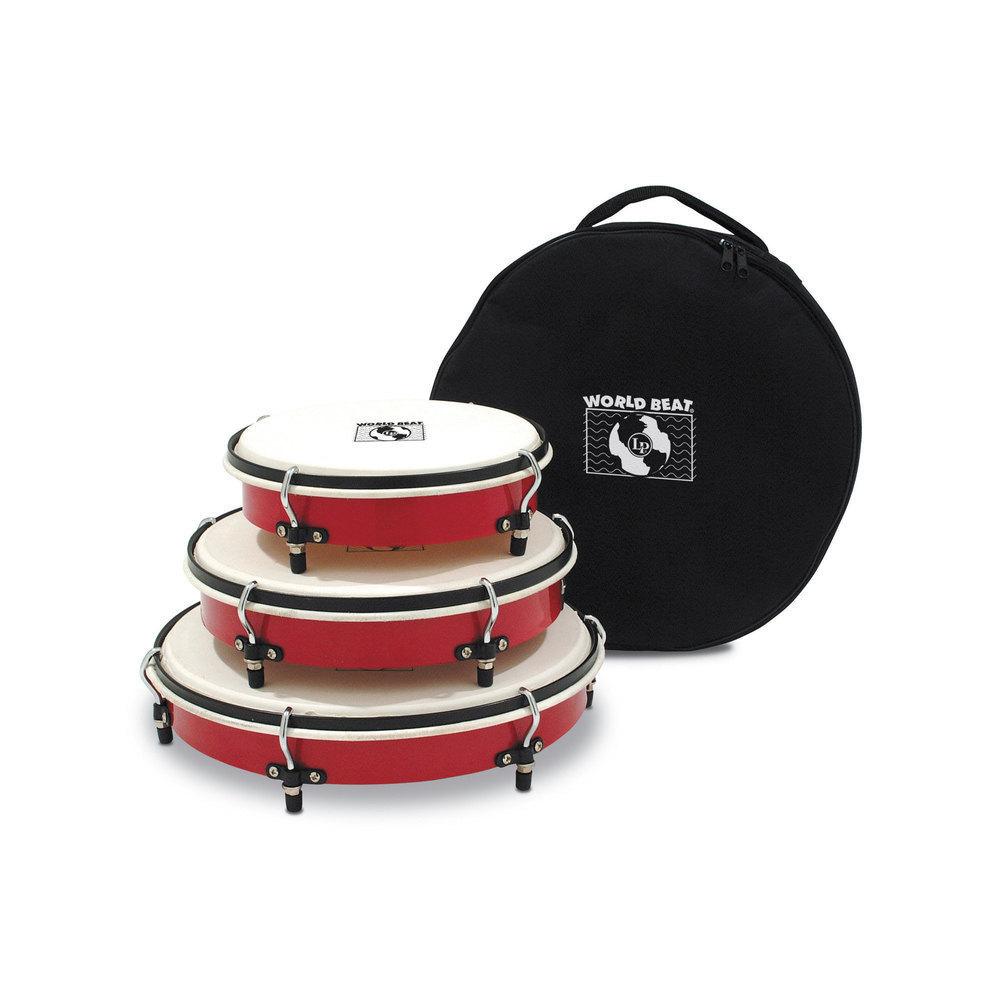 Image of   Plenera Drums Plenera drums (Pandereta drums)