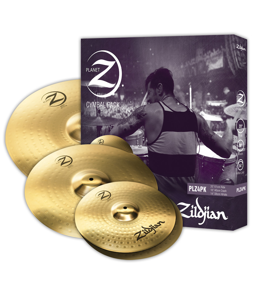 Image of   Zildjian Planet Z Cymbal Pack