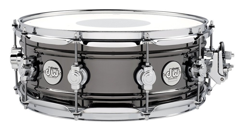 "DW 14x5,5"" Snare - Design Series Workhorse, Black Brass"