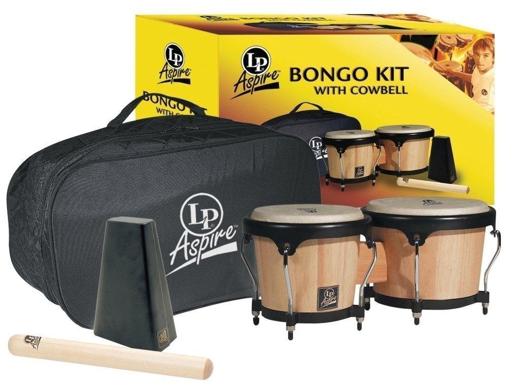 Image of   LP Aspire Bongo Kit