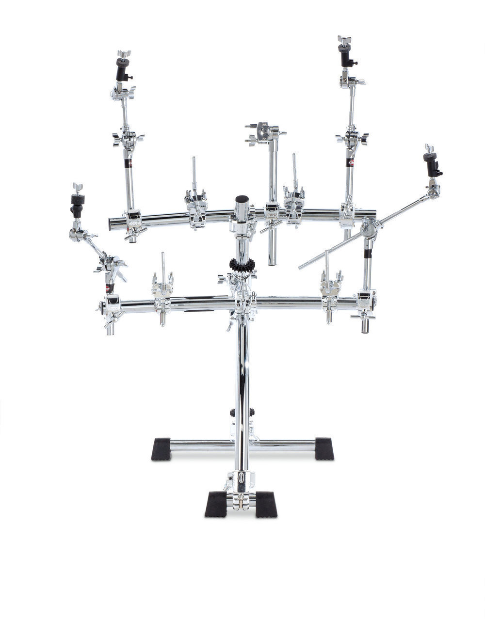 Gibraltar Chrome Series Rack System E-Rack