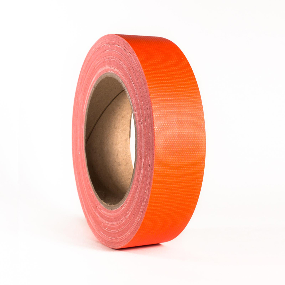 Image of   Neon Gaffa Tape 38 mm x 25 m Neon Orange