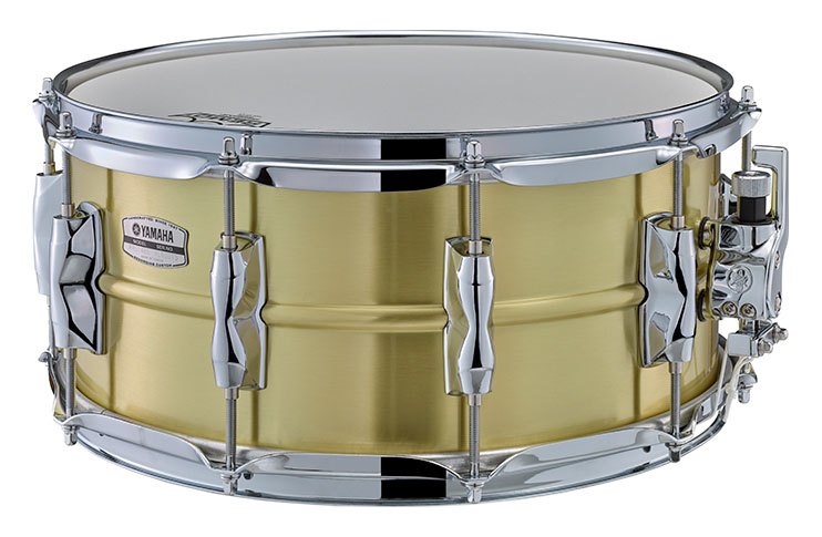 "Yamaha 14x6,5"" Recording Custom Brass"