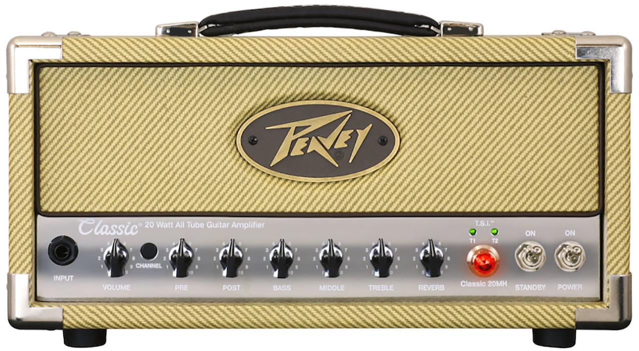 Image of   Peavey Classic 20 Mini Guitarforstærker