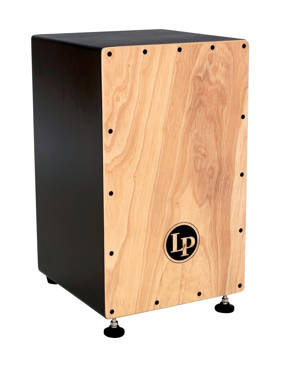 Image of   LP Matador Adjustable String Black/Natural Cajon