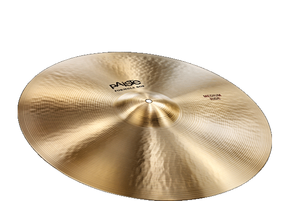 "Image of   Paiste 20"" 602 Medium Ride Ridebækken"