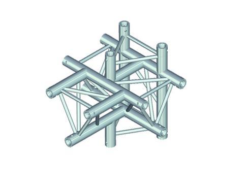 Image of   Alutruss TRILOCK 6082AT-51 5-way piece \/