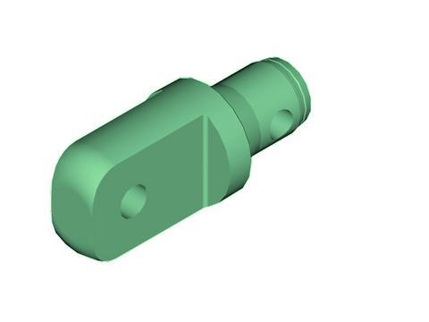 Billede af Alutruss Connector for stabilizer tube PA-7-500