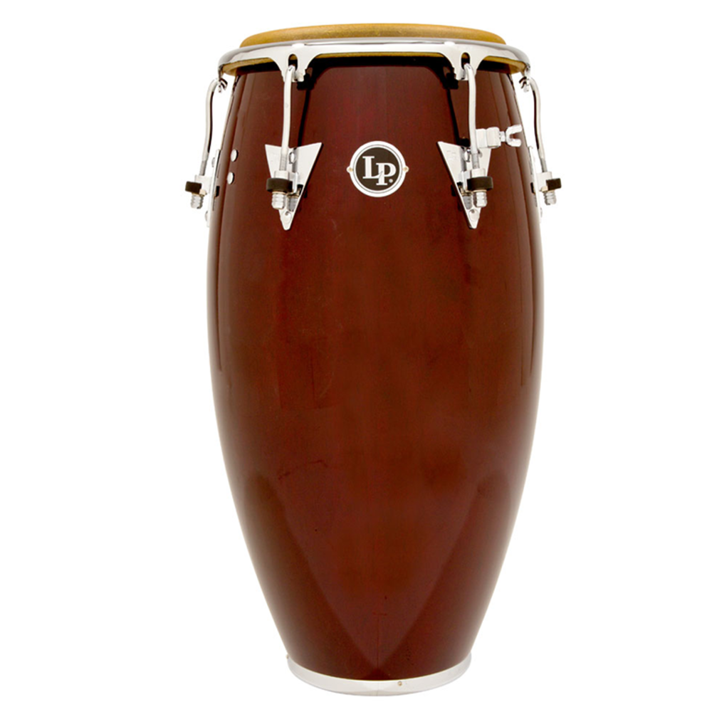 Image of   LP Classic Series Dark Wood Congas Conga 11 3/4