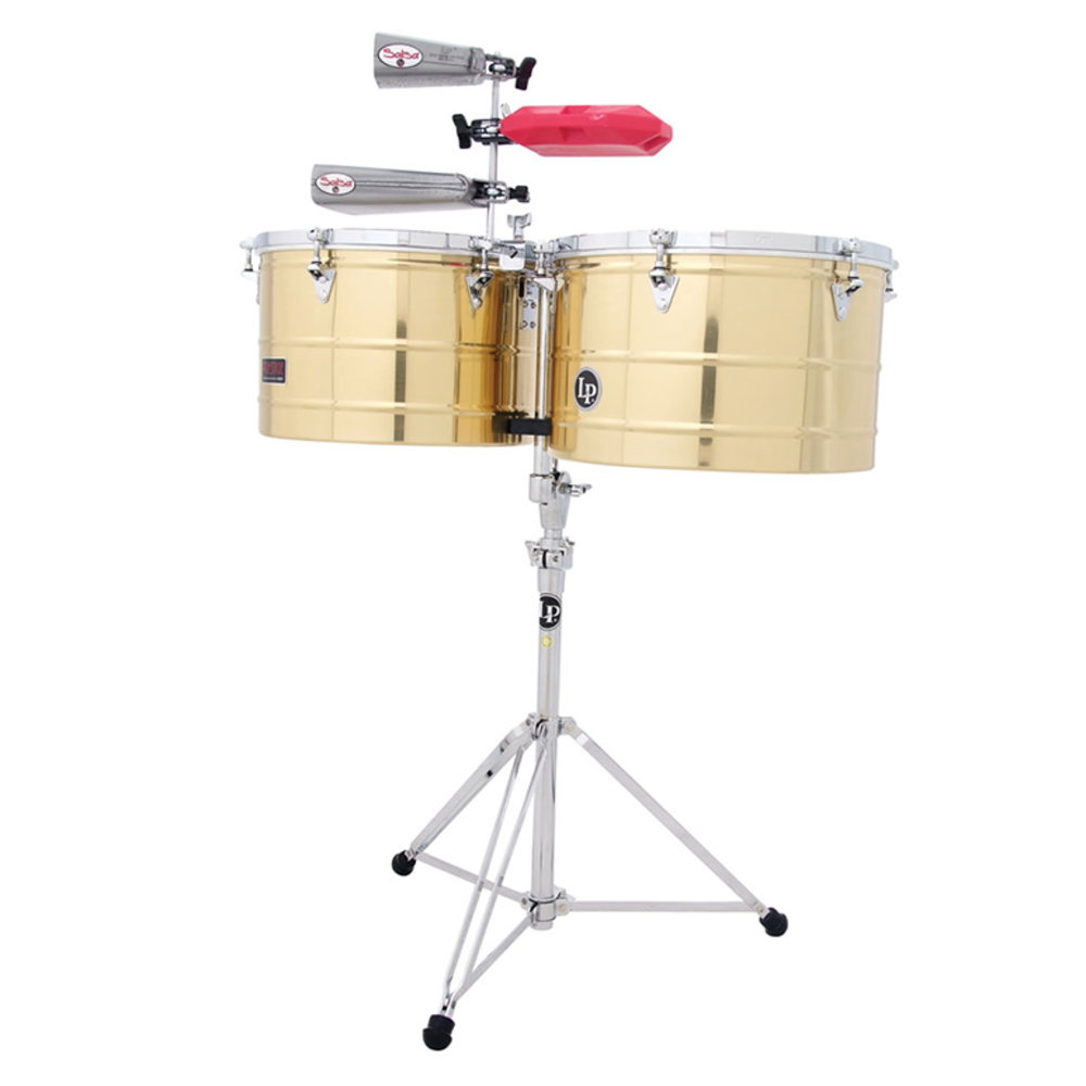 Timbals Prestige Thunder Timbs Solid Brass