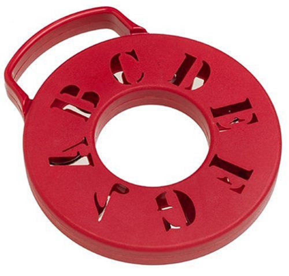 Image of   RHYTHMIX Tambourine Red