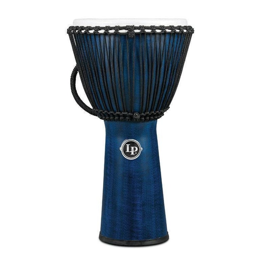 Image of   Djembe World Beat FX Rope Tuned Gray