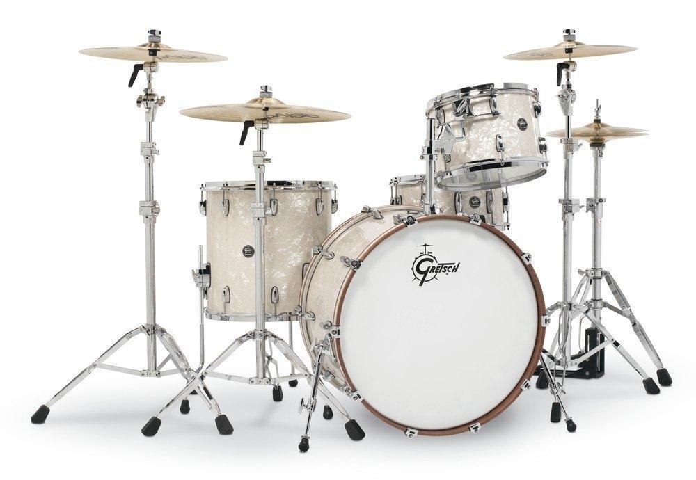 Gretsch Renown Maple Vintage Pearl Trommesæt