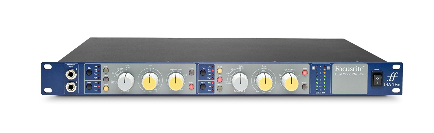 Image of   Focusrite ISA Two